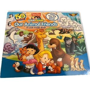 Fisher-Price Little People: Our Animal Friends